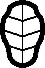 Rückenprotektor-kompatibel